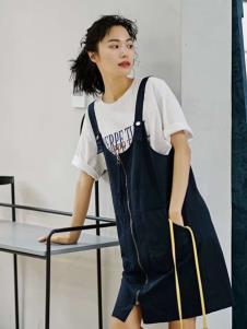 2019碧成萱女装夏款时尚两件套