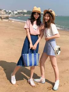 2019碧成萱女装夏款T恤