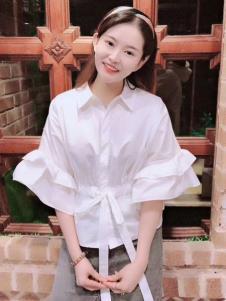 2019碧成萱夏时尚衬衫