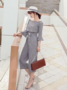 2019碧成萱女装夏款套装