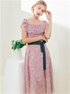 DITTO迪图女装连衣裙
