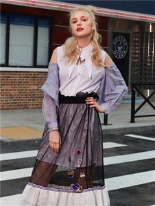 EIZSA艾卓拉潮牌女装新款产品