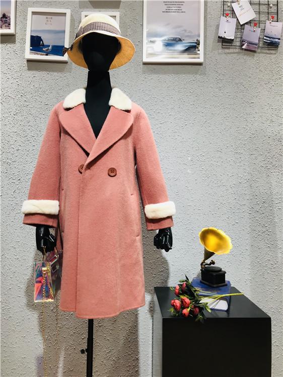水芙蓉女装大衣品牌折扣批发