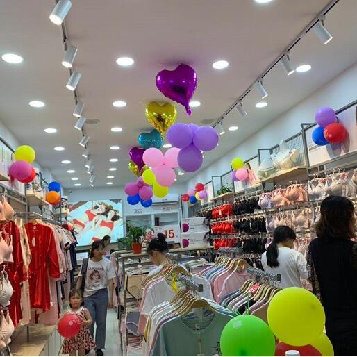 祝贺都市新感觉浙江常山店、河南沈丘店,店铺活动圆满结束!