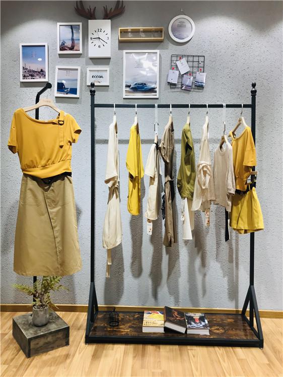 特儿迪雅2019夏装尾货品牌折扣女装批发
