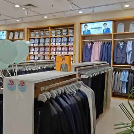 恭喜罗蒙新零售重庆巴南商都店盛大开业