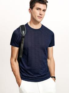 迪拉格男装19新款T恤