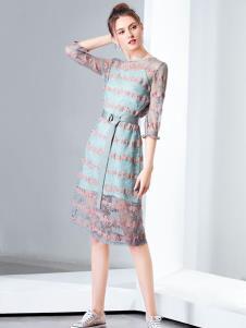 尼赫菲夏装女裙