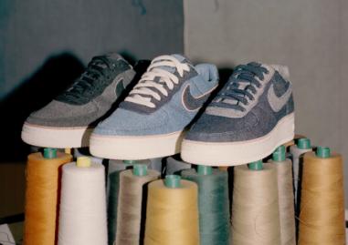 NBA巨星追捧的纽约高端牛仔品牌成Nike联名合作伙伴