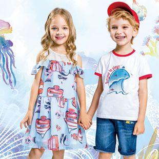 童装开店加盟身影就选20年水孩儿 有实力、更有优势!