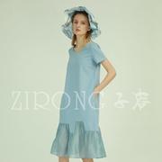 子容清新连衣裙 让夏季更凉爽