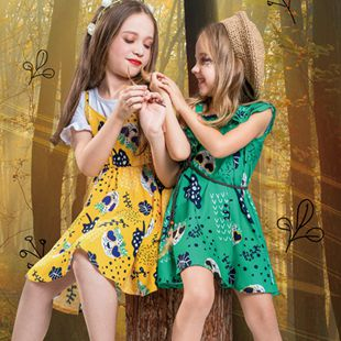 品牌童装开店加盟 水孩儿加盟店遍布全国 名气大!
