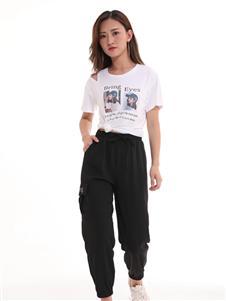 QIMYIDVR芊伊朵春夏新款T恤