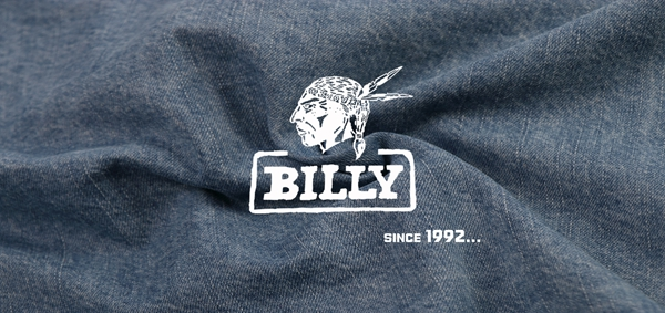 BILLY比利牛仔2019年秋季新品发布会邀请函
