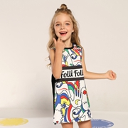 六一儿童节女孩子穿什么好看?芙丽芙丽follifollie女童连衣裙了解下