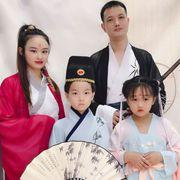 大批汉代古人穿越到JOJO设计师童装店?