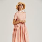 棉麻文艺风的女装怎么搭配?墨曲女装给你不一样的体验!