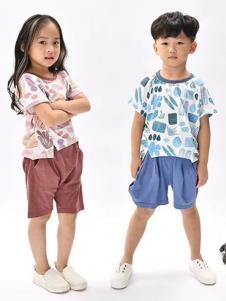 设计师NNE&KIKI童装夏款