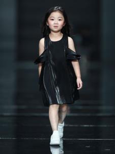 设计师NNE&KIKI女童时尚裙子