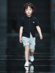 设计师NNE&KIKI男童夏款套装