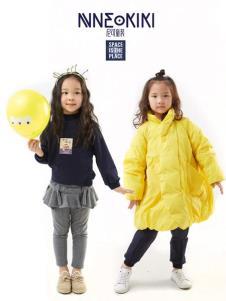 设计师NNE&KIKI童装羽绒服