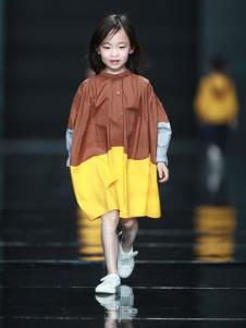 设计师NNE&KIKI女童个性裙子