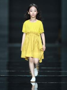 NNE&KIKI女童时尚连衣裙