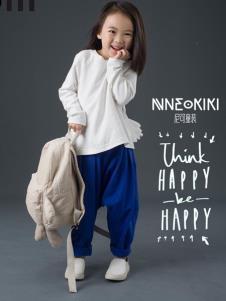 设计师NNE&KIKI童装休闲卫衣
