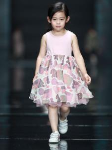 设计师NNE&KIKI女童可爱裙子