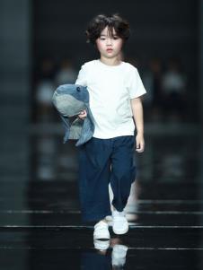 设计师NNE&KIKI男童T恤