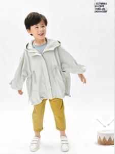 设计师NNE&KIKI男童休闲外套