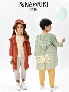 设计师NNE&KIKI童装外套