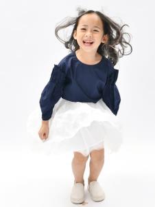 设计师NNE&KIKI童装时尚新款