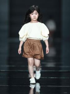 设计师NNE&KIKI女童夏款套装