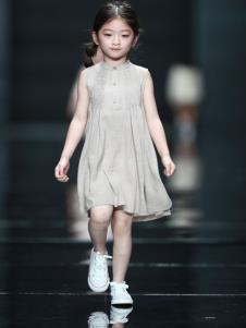 设计师NNE&KIKI女童韩版裙子