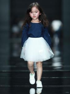 NNE&KIKI女童时尚套装裙
