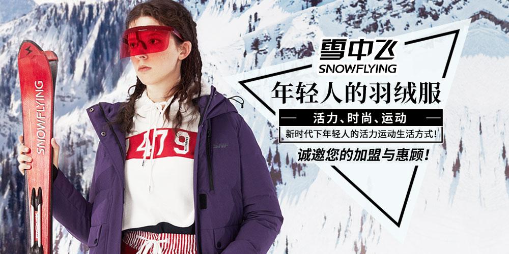 雪中飞SNOWFLYING