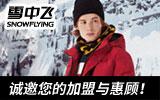 雪中飞 SNOWFLYING 年轻人的羽绒服