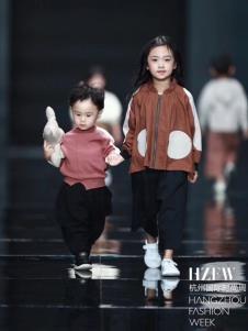 设计师潮牌NNE&KIKI童装