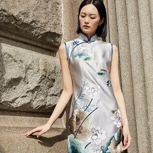 旗袍品牌有哪些?上海秦藝怎么樣?