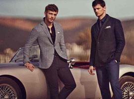 14家男装上市企业年度业绩  谁在搅动男装这一雄性江湖?