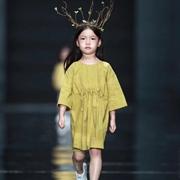 原创潮牌童装加盟 NNE&KIKI童装品牌实力强值得信赖