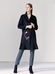 朗姿女装朗姿秋装外套