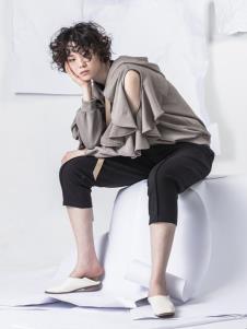 NIIJII设计师女装个性上衣