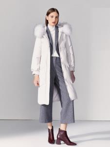 朗姿女装朗姿冬装羽绒服