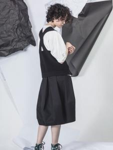 NIIJII设计师女装连衣裙两件套