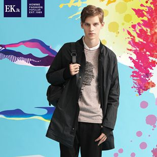 EKJK衣客集客男裝 舒適、優質、平價!