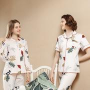 欧林雅简约时尚家居服 提升生活幸福感