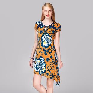 女裝旗袍加盟應該選什么?素羅依女裝創業加盟好品牌