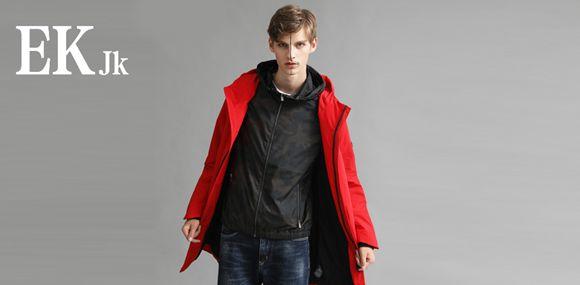 EKJK ——來自西班牙的設計師快時尚品牌男裝!